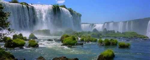 Las cataratas más impresionantes del planeta