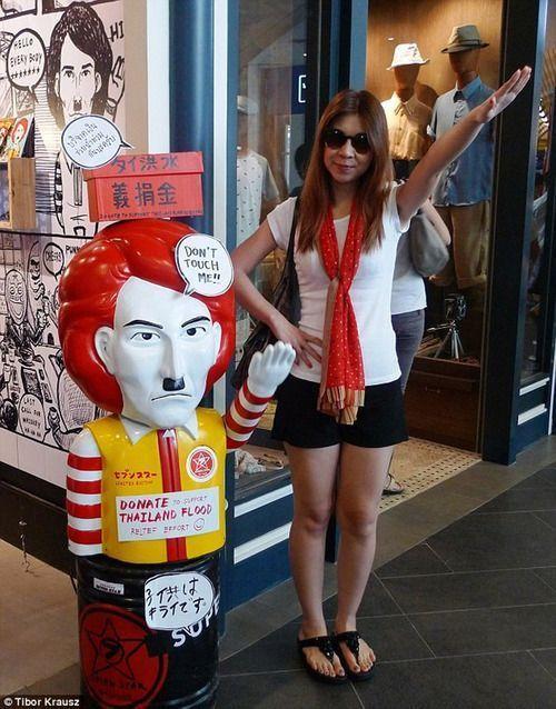 Restaurante de Fast Food en Tailandia