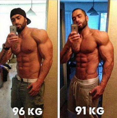 Cinco kilos de gorra