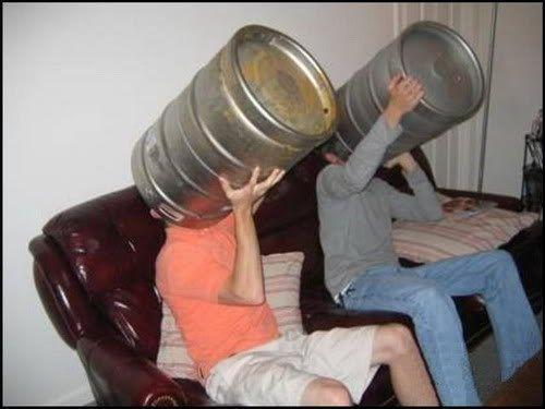 Cuando te haces la última antes de salir de fiesta…