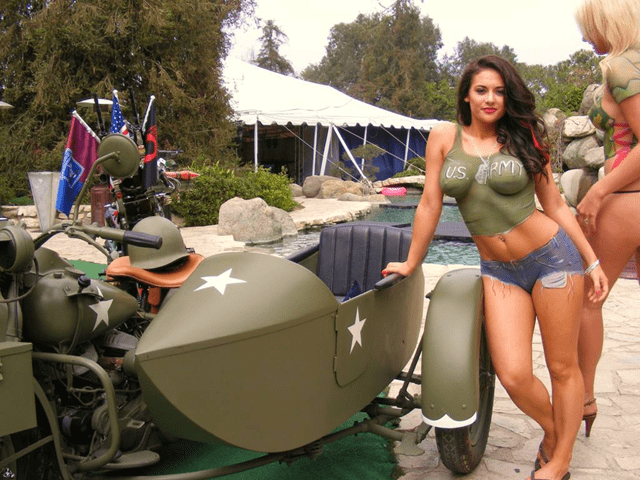 Apúntate al ejército