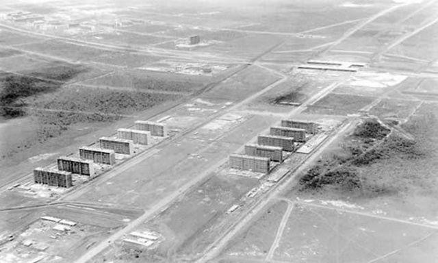 Brasilia, La capital de Brasil en 1960
