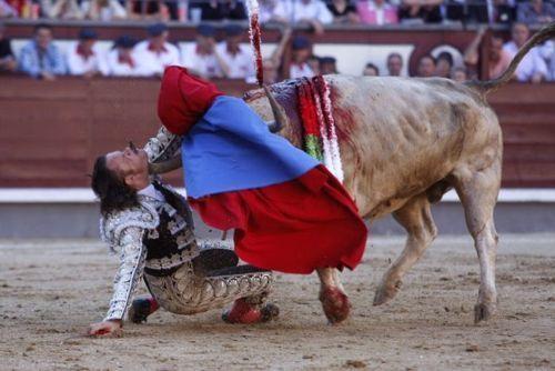 BULLFIGHTING-SPAIN-SAN-ISIDRO