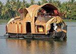 Embarcaciones de lujo en la India