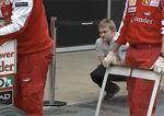 Los espías de la Fórmula 1