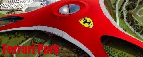 Ferrari Park en Emiratos Árabes