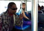 Pelea en un bus público