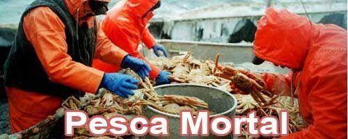 Pesca Radical en el mar de bering