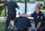 ¿Exceso de violencia en la detención?