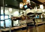 Robot restaurante en Bangkok