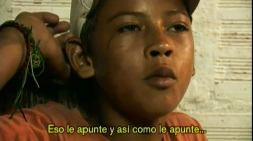 Callajeros REC: Baby Sicarios