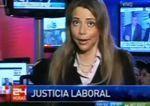 Desmayo de la abogada Massiel Zavala  en directo